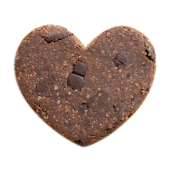 Chocolate Brownie Heart Bar - Rawxies - 4