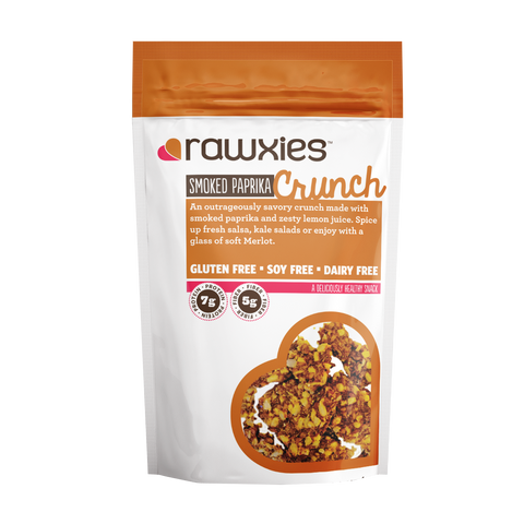 Rawxies Crunch: Curry Chipotle