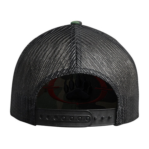 Blackwater Snap Back Mesh Hat Camo