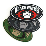 Blackwater Oval PVC Patch