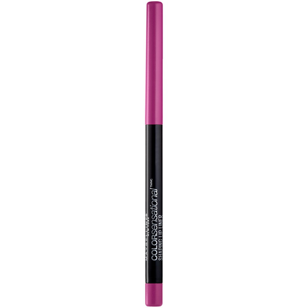 WHOLESALE MAYBELLINE COLORSENSATIONAL SHAPING LIP LINER - WILD VIOLETS - 50 PIECE LOT
