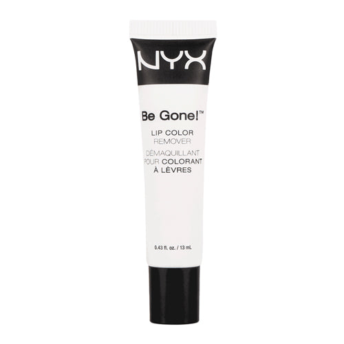 WHOLESALE NYX COSMETICS BE GONE! LIP COLOR REMOVER 0.43 OZ. - 48 PIECE LOT