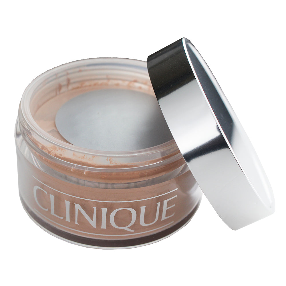 WHOLESALE CLINIQUE BLENDED FACE POWDER 1.2 OZ UNBOXED - 04 TRANPARENCY 4 - 50 PIECE LOT