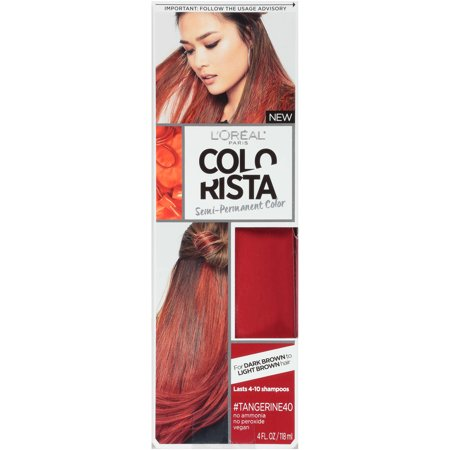 WHOLESALE LOREAL COLORISTA SEMI-PERMANENT HAIR COLOR - TANGERINE - 48 PIECE LOT