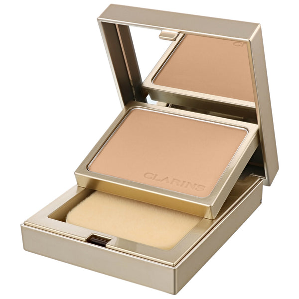 WHOLESALE CLARINS EVERLASTING COMPACT FOUNDATION 0.3 OZ - AMBER 112 - 25 PIECE LOT