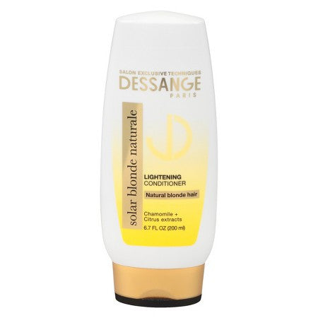 WHOLESALE DESSANGE PARIS LIGHTENING CONDITIONER CHAMOMILE + CITRUS EXTRACT 6.7 OZ. - 48 PIECE LOT