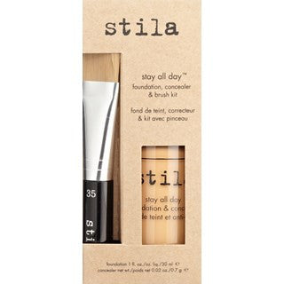 WHOLESALE STILA STAY ALL DAY FOUNDATION & CONCEALER - DEEP 15 - 50 PIECE LOT