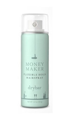 WHOLESALE DRYBAR MONEY MAKER FLEXIBLE HOLD HAIRSPRAY 1.8 OZ. TRAVEL SIZE - 76 PIECE LOT