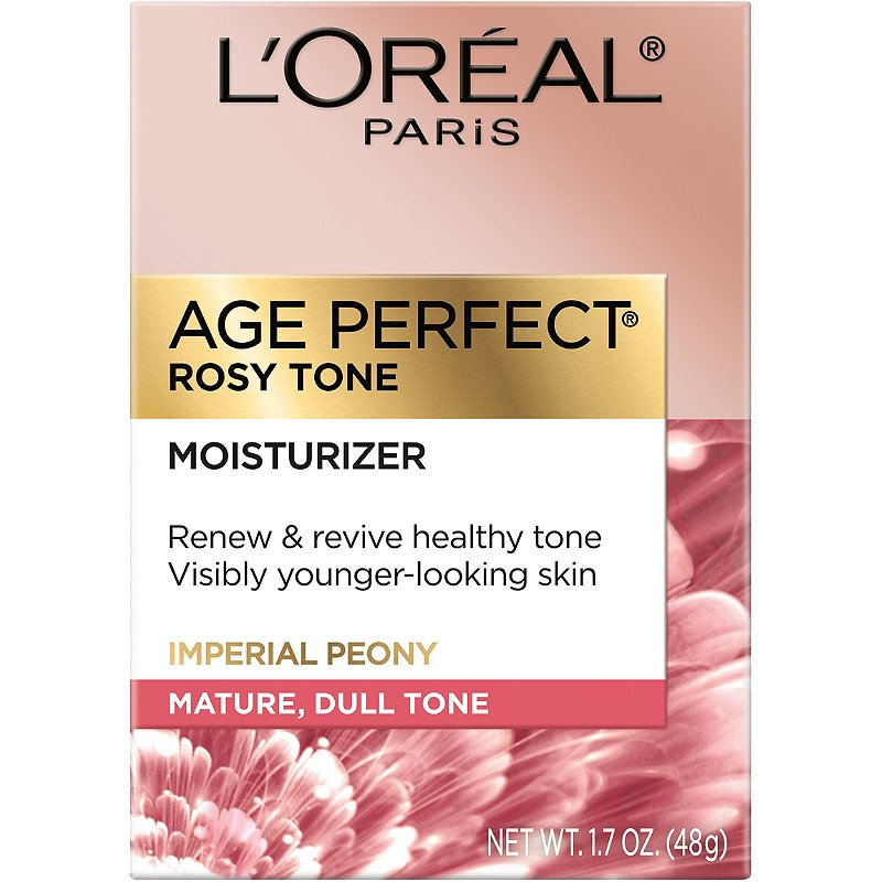 WHOLESALE LOREAL AGE PERFECT ROSY TONE MOISTURIZER 1.7 OZ - 48 PIECE LOT