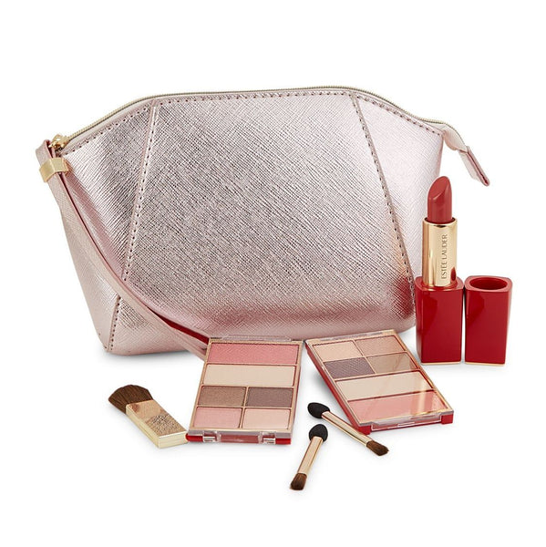 WHOLESALE ESTEE LAUDER TRAVEL EXCLUSIVE HOLIDAY GLAMOUR KIT SET - 27 PIECE LOT
