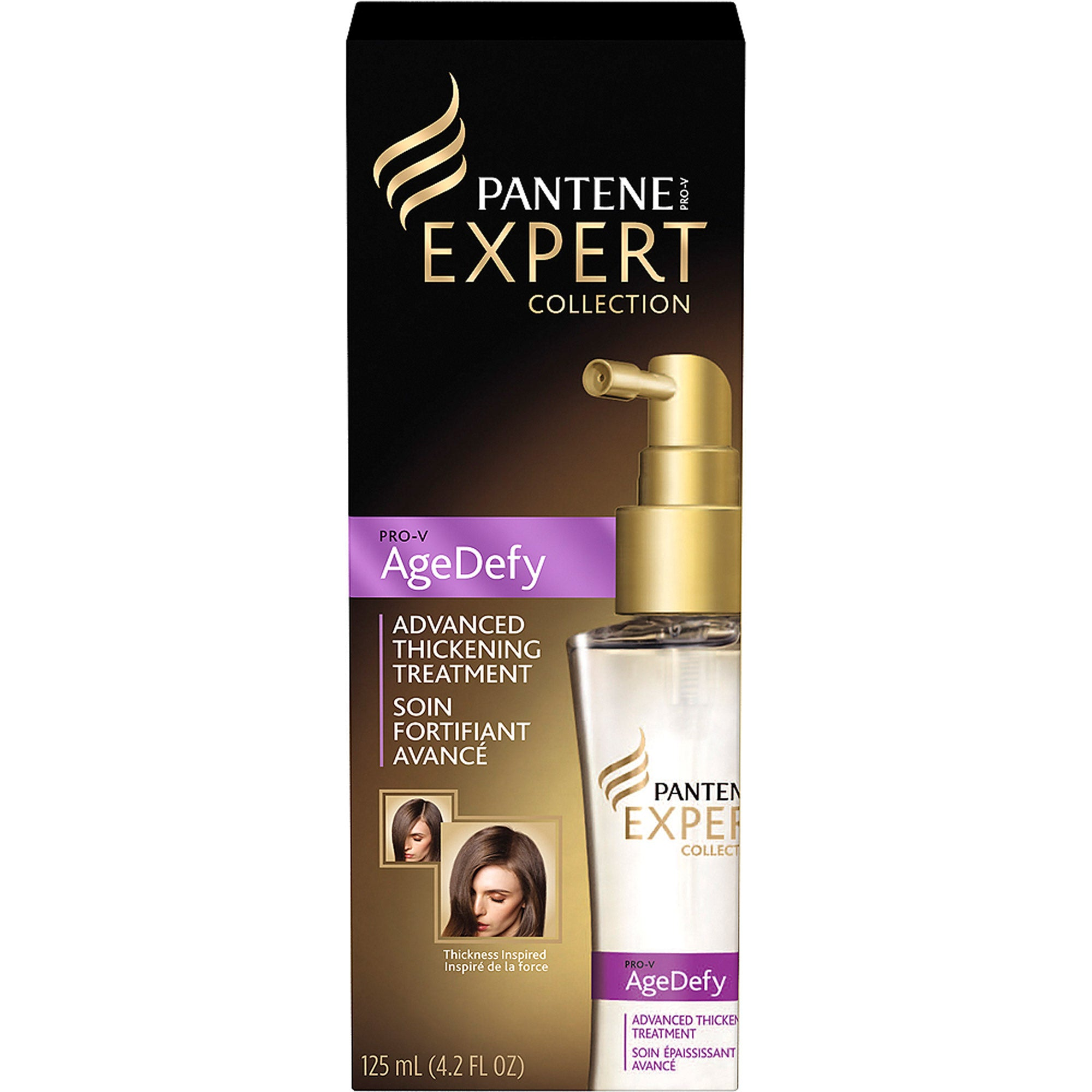 WHOLESALE PANTENE PRO-V EXPERT COLLECTION AGEDEFY ADVANCED THICKENING TREATMENT 4.2 OZ.  - 48 PIECE LOT