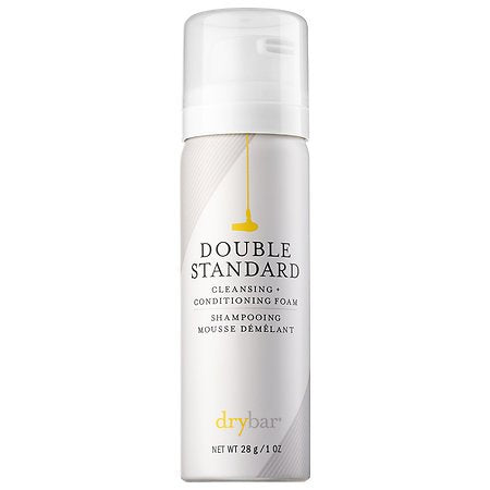 WHOLESALE DRYBAR DOUBLE STANDARD CLEANSING + CONDITIONING FOAM 1 OZ. - 37 PIECE LOT