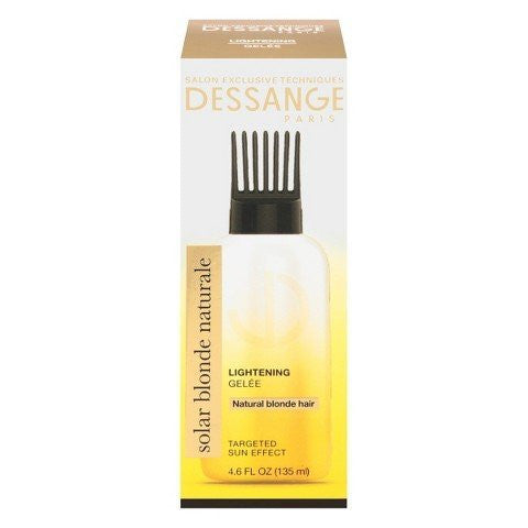 WHOLESALE DESSANGE PARIS SOLAR BLONDE NATURALE LIGHTENING GELEE TREATMENT 4.6 OZ. - 48 PIECE LOT