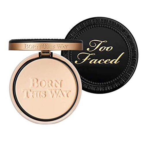 WHOLESALE TOO FACED BORN THIS WAY OIL-FREE MULTI-USE COMPLEXION POWDER 0.35 OZ - NUDE - 18 PIECE LOT