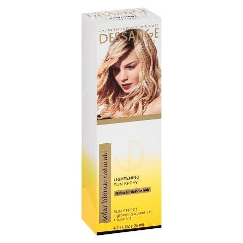 WHOLESALE DESSANGE PARIS SOLAR BLONDE NATURALE SUN SPRAY TREATMENT 4.2 OZ. - 48 PIECE LOT