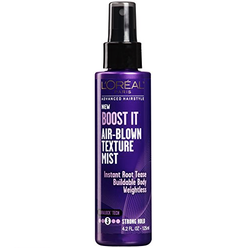 WHOLESALE LOREAL ADVANCED HAIRSTYLE BOOST IT AIR-BLOWN TEXTURE MIST 4.2 OZ - 48 PIECE LOT
