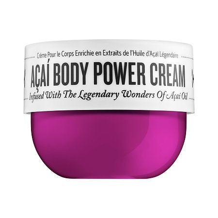 WHOLESALE SOL DE JANEIRO ACAI BODY POWER CREAM 8.1 OZ. - 48 PIECE LOT