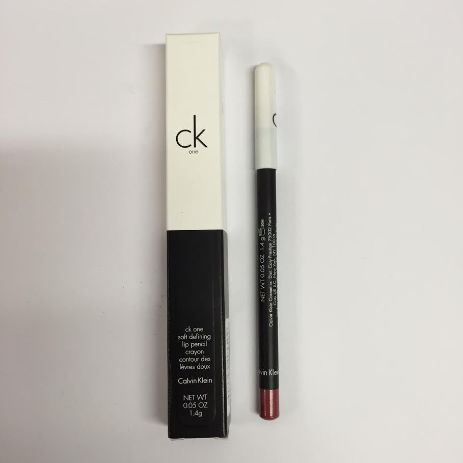 WHOLESALE CALVIN KLEIN CK ONE SOFT DEFINING LIP PENCIL - LOVELY 210 - 50 PIECE LOT