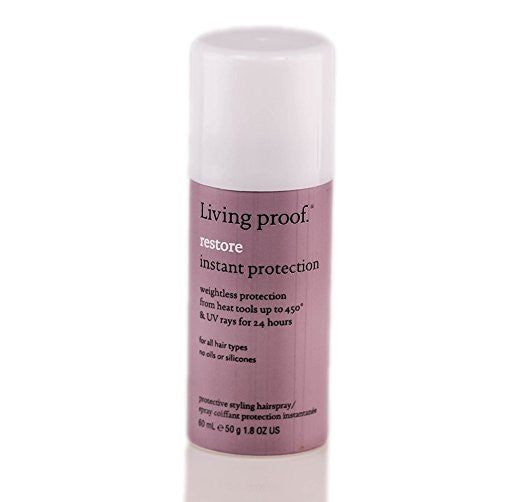WHOLESALE LIVING PROOF RESTORE INSTANT PROTECTION HAIRSPRAY 1.8 OZ. - 50 PIECE LOT