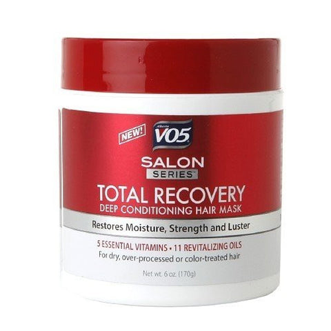 WHOLESALE VO5 TOTAL RECOVERY DEEP CONDITIONING HAIR MASK 6 OZ - 48 PIECE LOT