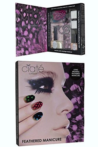 WHOLESALE CIATE FEATHERED MANICURE SET #1 - 50 PIECE LOT