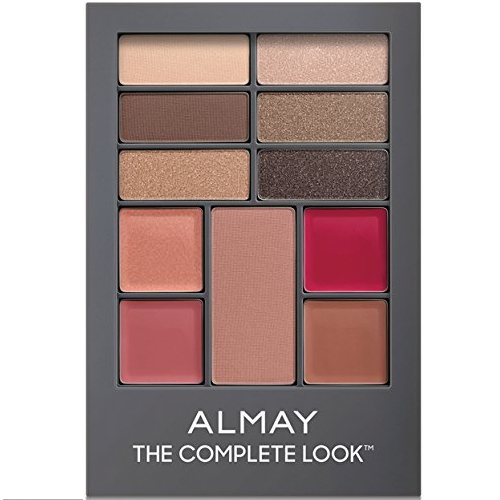WHOLESALE ALMAY THE COMPLETE LOOK PALETTE - LIGHT/MEDIUM 100 - 50 PIECE LOT