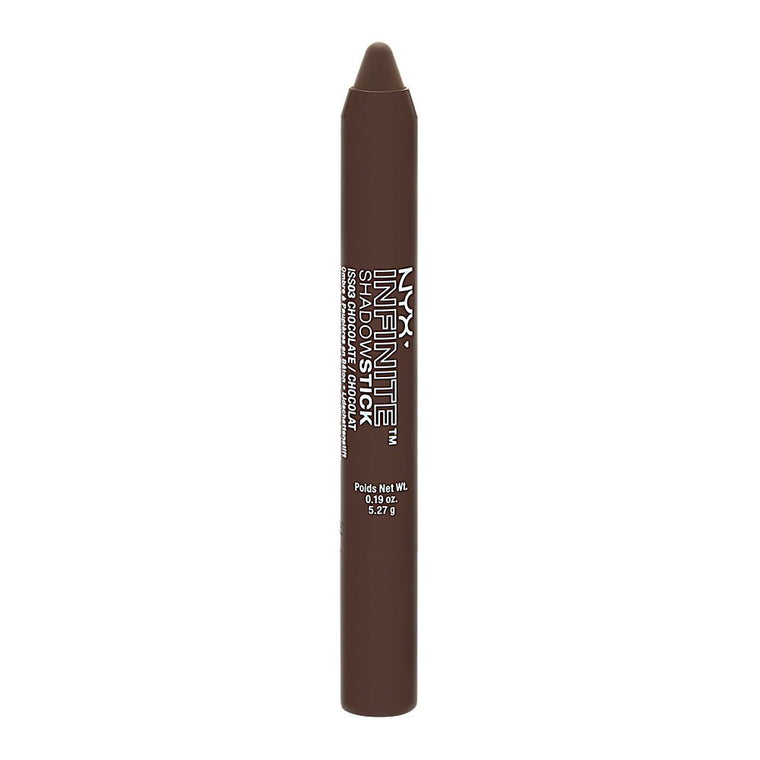 WHOLESALE NYX COSMETICS INFINITE SHADOW STICK 0.19 OZ - CHOCOLATE - 50 PIECE LOT