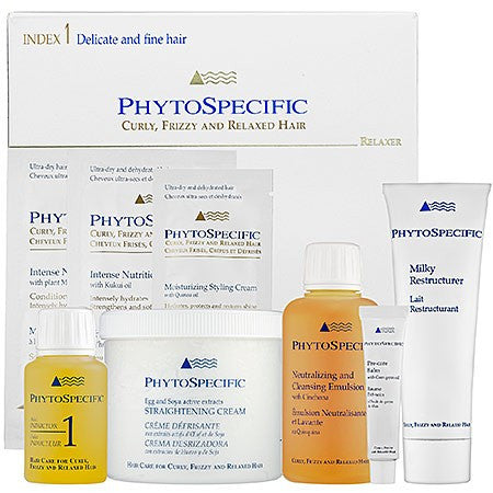 WHOLESALE PHYTO PARIS PHYTOSPECIFIC PHYTORELAZER KIT - 50 PIECE LOT
