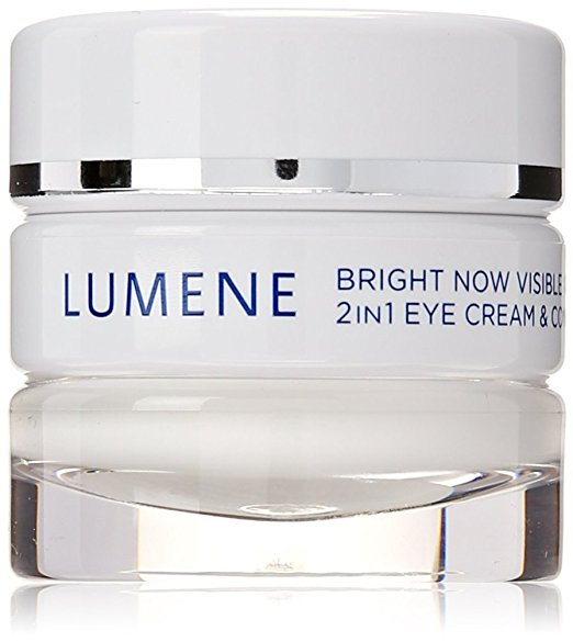 WHOLESALE LUMENE BRIGHT NOW VISIBLE REPAIR EYE CREAM & CONCEALER - 48 PIECE LOT