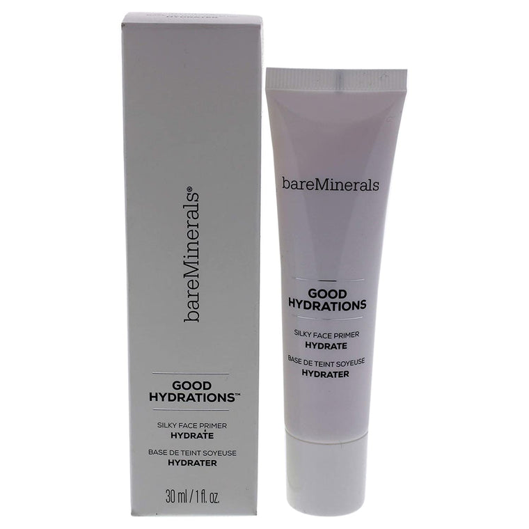 WHOLESALE BAREMINERALS GOOD HYDRATIONS SILKY FACE  PRIMER 1 OZ. - 50 PIECE LOT