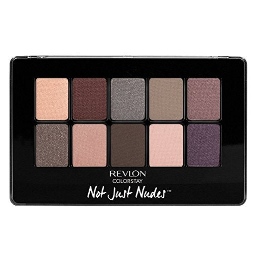 WHOLESALE REVLON COLORSTAY NOT JUST NUDES SHADOW PALETTE - ROMANTIC NUDES 02 - 48 PIECE LOT