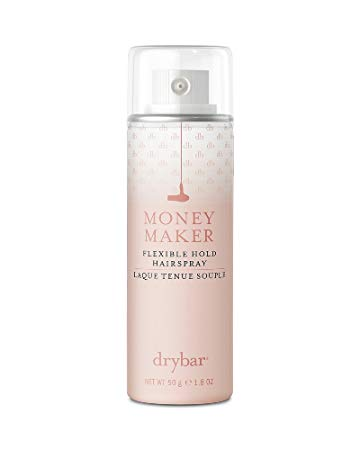 WHOLESALE DRYBAR MONEY MAKER FLEXIBLE HOLD HAIRSPRAY 1.8 OZ. TRAVEL SIZE - 63 PIECE LOT