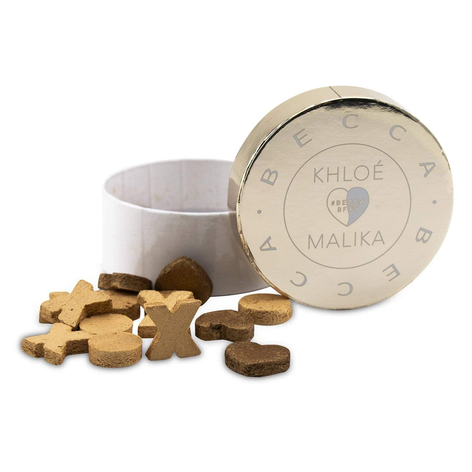 WHOLESALE BECCA KHLOE X MALIKA BFFS GLOW LETTERS 0.28 OZ - 42 PIECE LOT
