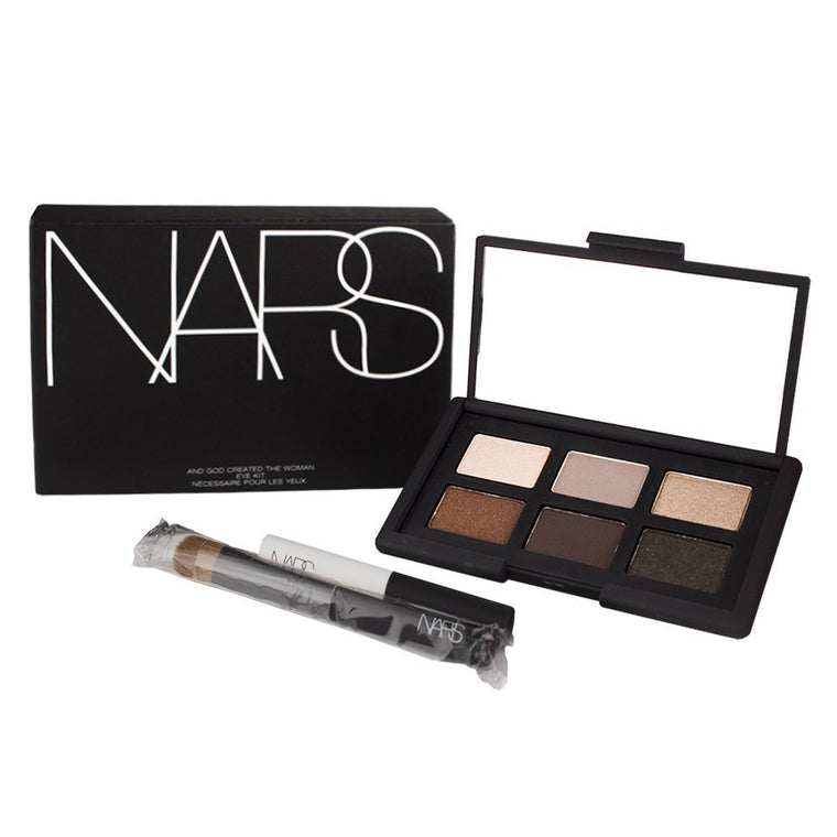 WHOLESALE NARS COSMETICS AND GOD CREATED THE WOMAN SET - 25 PIECE LOT