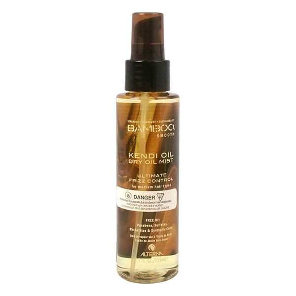 WHOLESALE ALTERNA BAMBOO SMOOTH KENDI OIL DRY OIL MIST 4.2 OZ - 48 PIECE LOT
