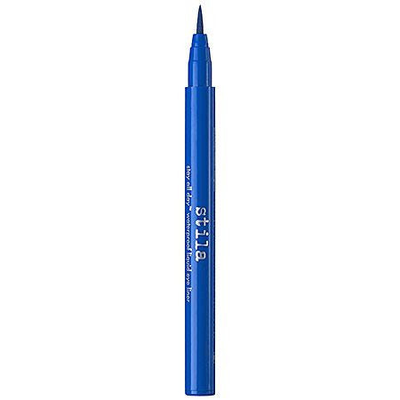 WHOLESALE STILA WATERPROOF LIQUID EYELINER - COBALT - 50 PIECE LOT
