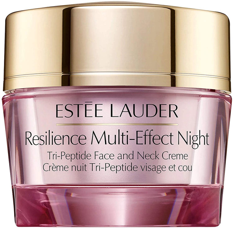 WHOLESALE ESTEE LAUDER RESILIENCE MULTI-EFFECT NIGHT TRI-PEPTIDE FACE AND NECK CREME 1.7 OZ - 6 PIECE LOT