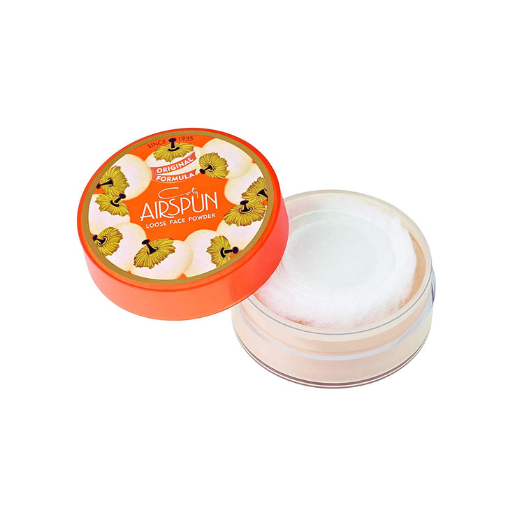 WHOLESALE COTY AIRSPUN LOOSE FACE POWDER 2.3 OZ - ROSEY BEIGE - 48 PIECE LOT