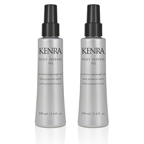 WHOLESALE KENRA DAILY DEFENSE OIL 3.4 OZ (2 PACK) - 48 PIECE LOT