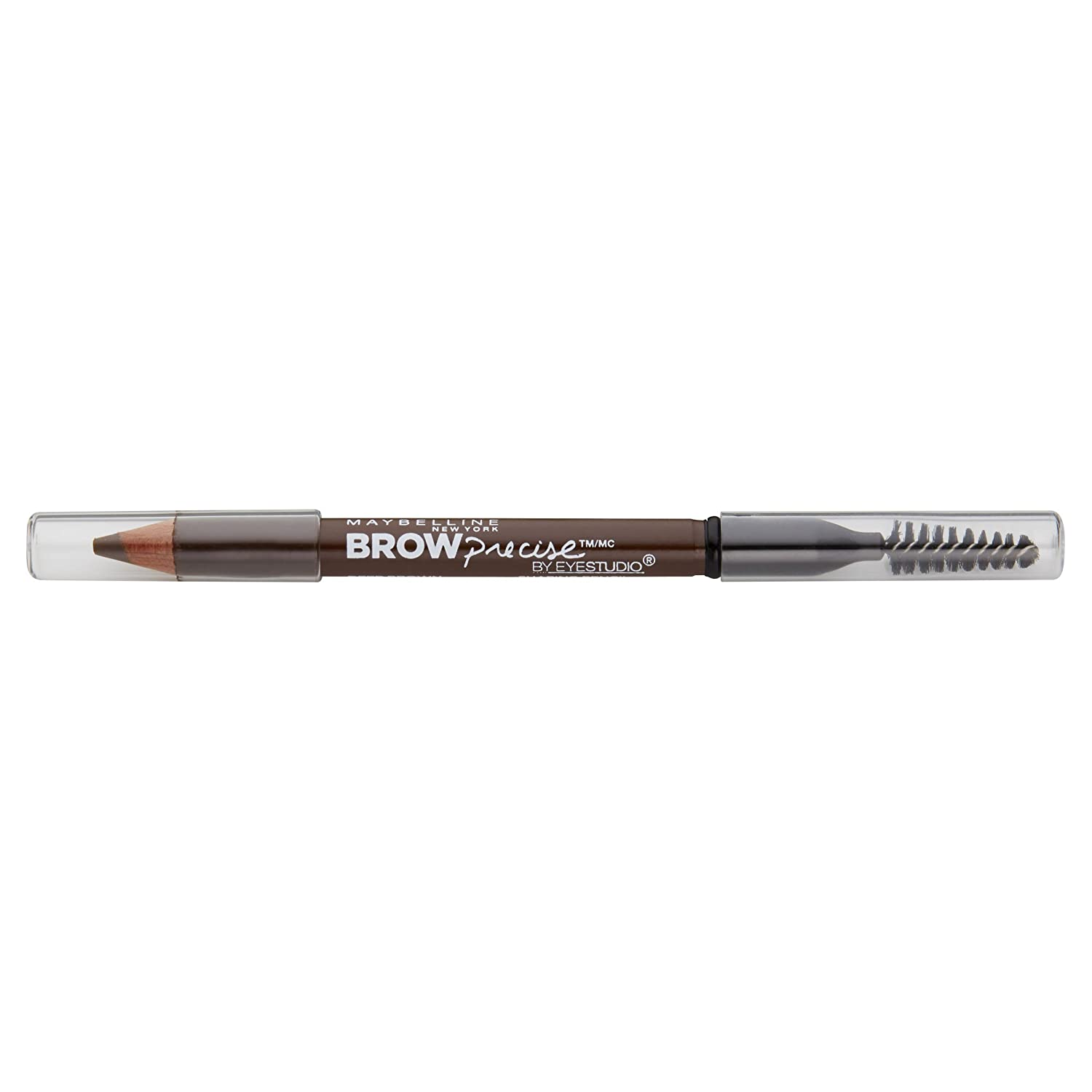 WHOLESALE MAYBELLINE BROW PRECISE SHAPING EYEBROW PENCIL - SOFT BROWN 255 - 48 PIECE LOT