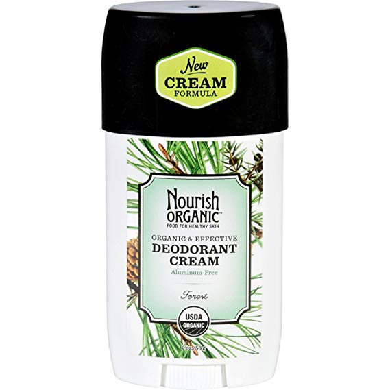 WHOLESALE NOURISH ORGANIC DEODORANT CREAM 2 OZ - FOREST - 48 PIECE LOT
