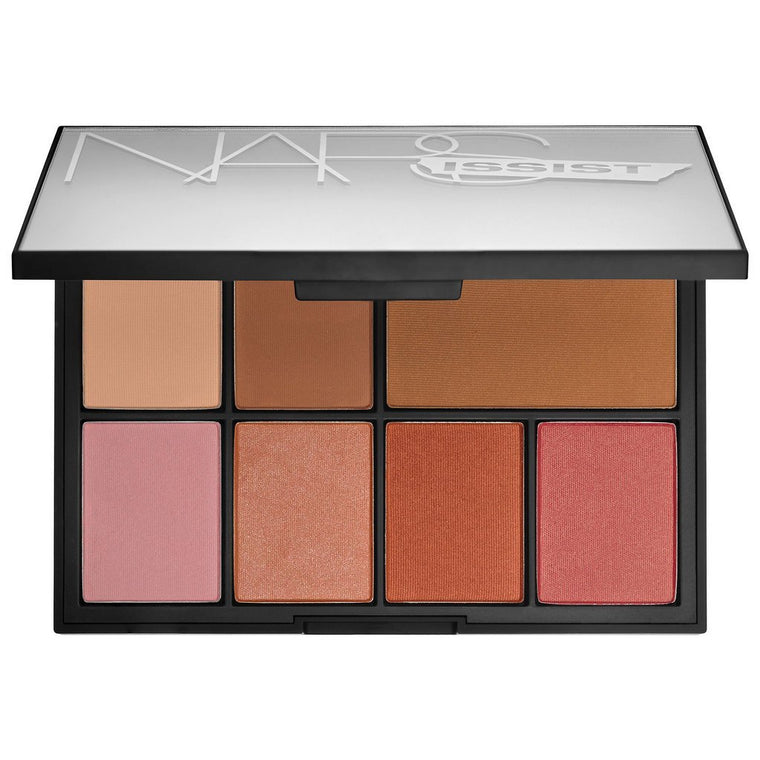 WHOLESALE NARS COSMETICS NARSISSIST CHEEK STUDIO PALETTE - 25 PIECE LOT