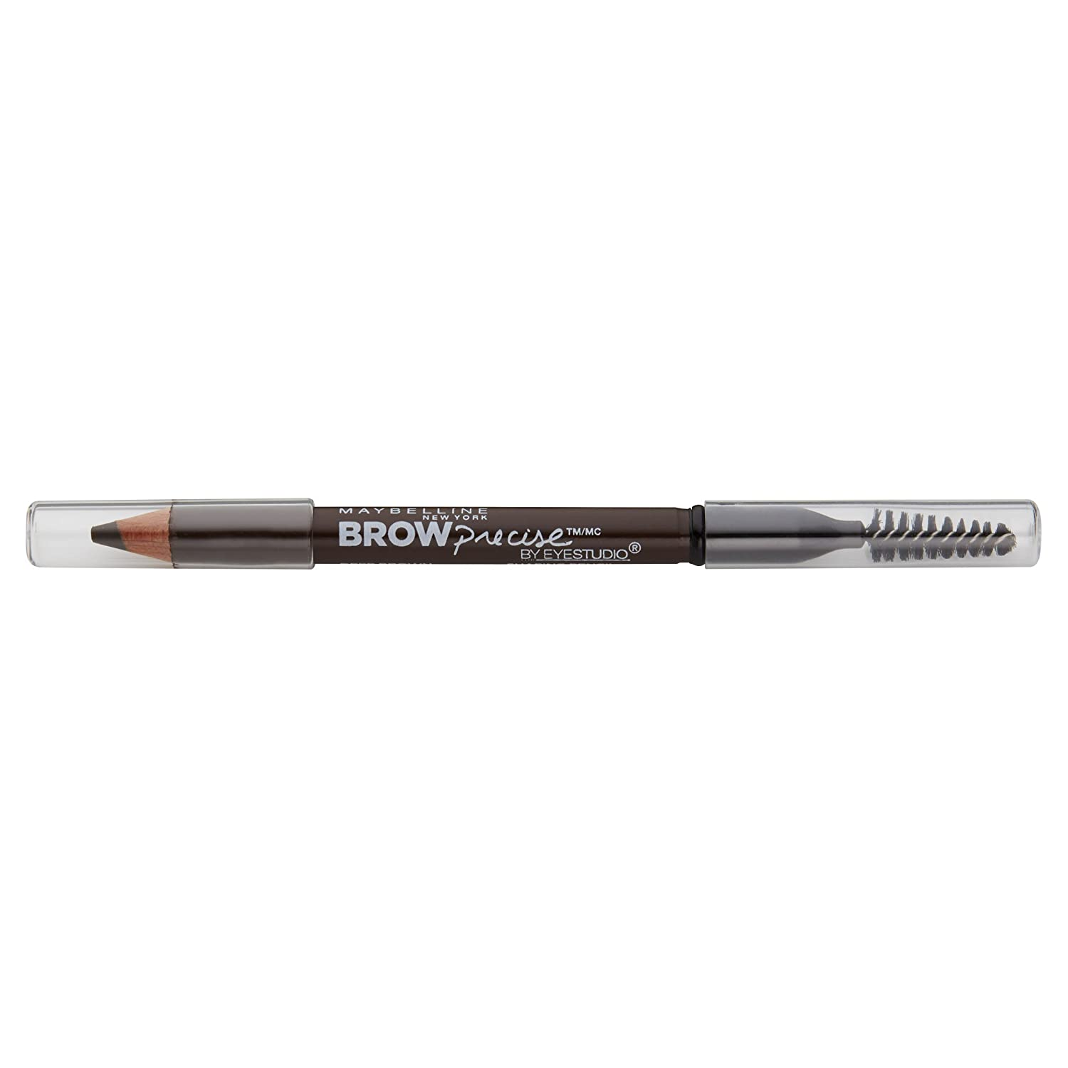 WHOLESALE MAYBELLINE BROW PRECISE SHAPING EYEBROW PENCIL - DEEP BROWN 260 - 48 PIECE LOT