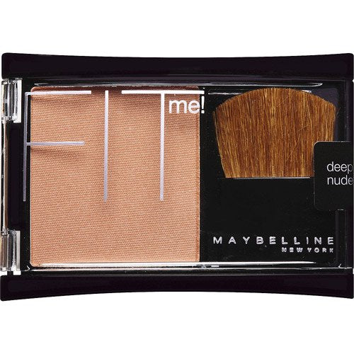 WHOLESALE MAYBELLINE FIT ME BLUSH - DEEP NUDE - 72 PIECE LOT