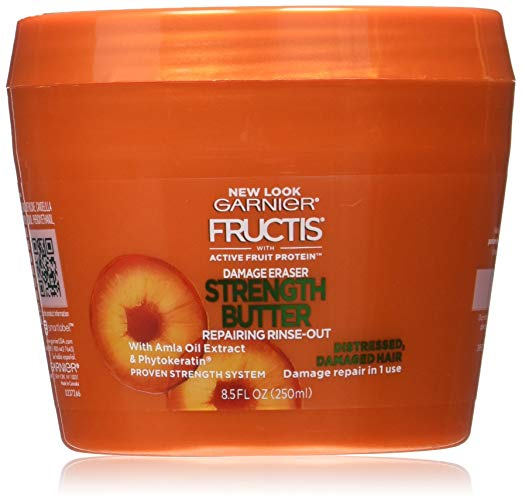 WHOLESALE GARNIER FRUCTIS DAMAGE ERASER STRENGTH BUTTER 8.5 OZ. - 48 PIECE LOT