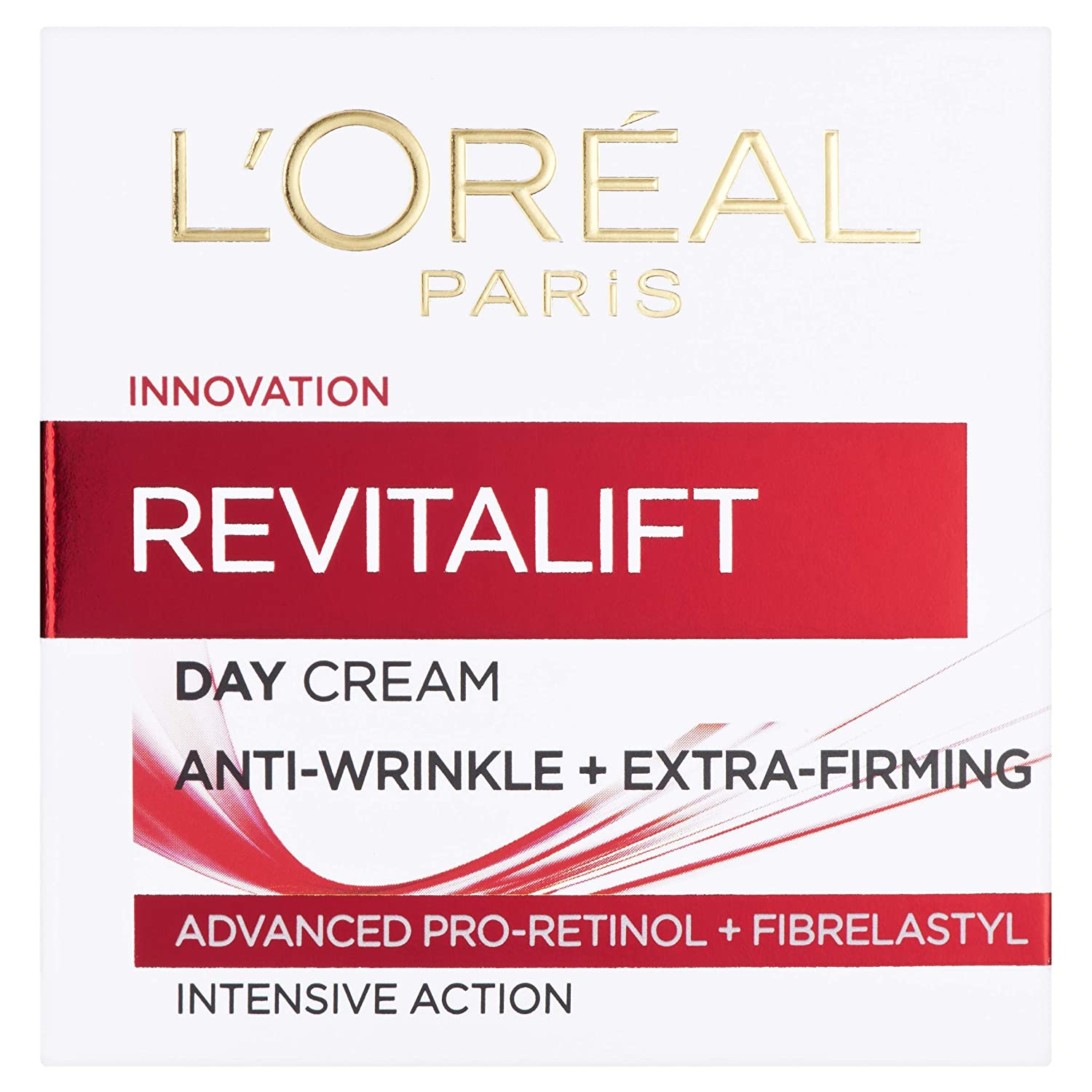 WHOLESALE LOREAL REVITALIFT HYDRATING DAY CREAM ANTI-WRINKLE + EXTRA FIRMING 1.7 OZ - 48 PIECE LOT