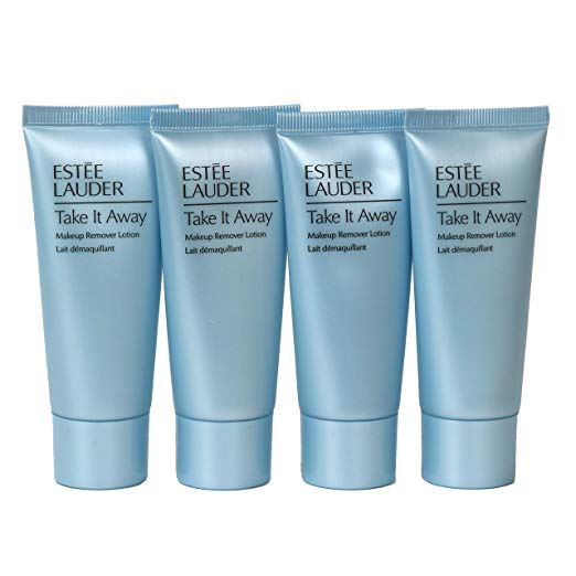 WHOLESALE ESTEE LAUDER TAKE IT AWAY MAKEUP REMOVER LOTION 1 OZ. (PACK OF 4) - 48 PIECE LOT
