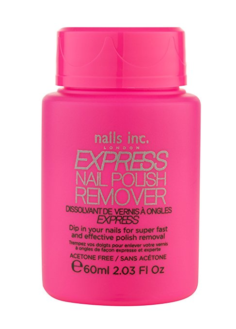WHOLESALE NAILS INC. EXPRESS NAIL POLISH REMOVER 2.03 FL. OZ. - 48 PIECE LOT