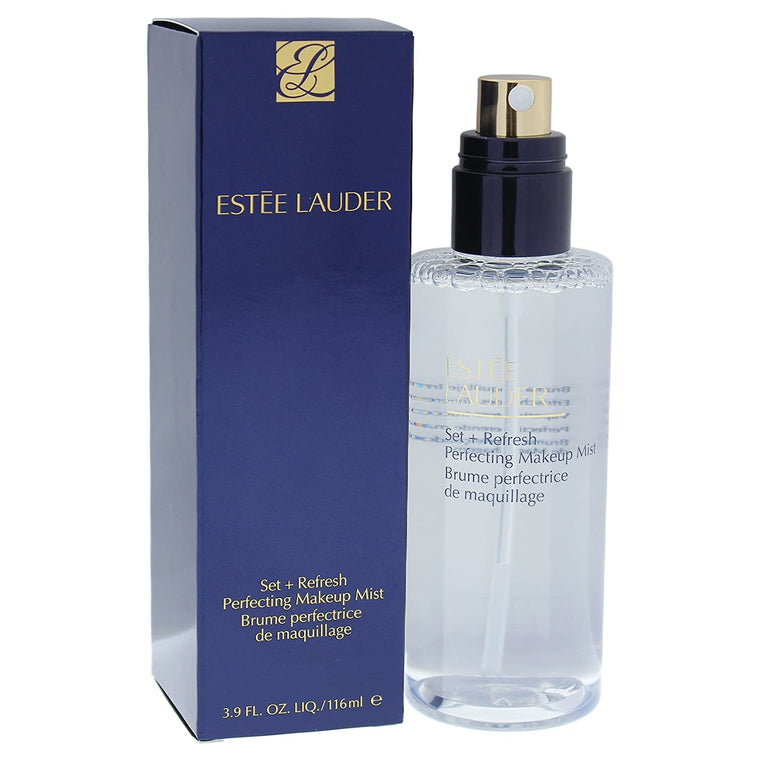 WHOLESALE ESTEE LAUDER SET + REFRESH PERFECTING MAKEUP MIST 3.9 OZ - 24 PIECE LOT