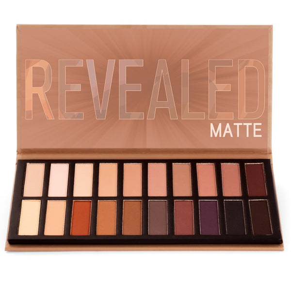 WHOLESALE COASTAL SCENTS REVEALED MATTE EYESHADOW PALETTE - 48 PIECE LOT